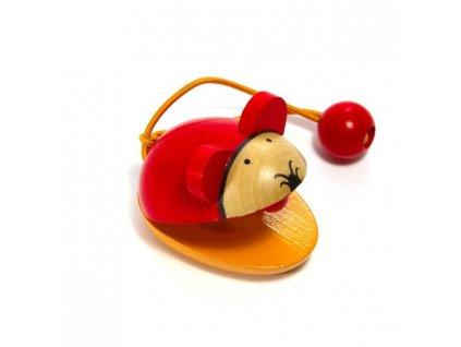 Kastaněty - Myška