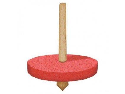 Kamenná káča - červená