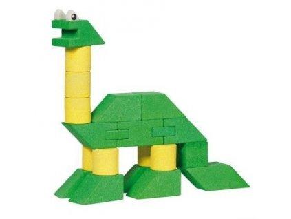 Dinosaurus Dinosa s předlohami - 23 dílů