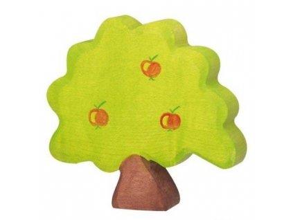 Holztiger Jabloň malá – vyřezávaná dřevěná hračka