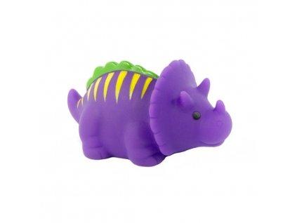 Dinosaurus do vody - fialový