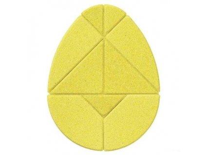 Kolumbovo vejce - kamenné puzzle