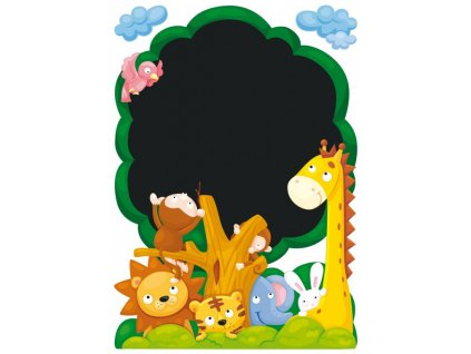 """Dekorativní nálepka """"Pralesní Strom"""""""