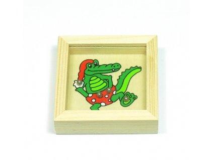 030 - Balancovník Krokodýl