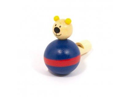 Píšťalka - Medvěd