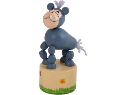 Mačkací figurka - gorila
