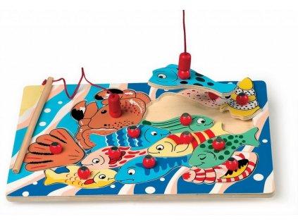 Puzzle - rybolov
