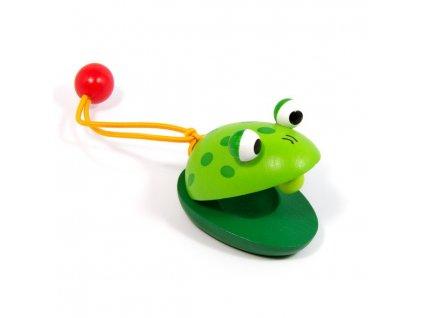 Kastaněty - Žabka