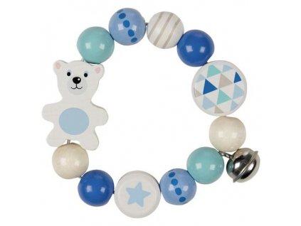 Heimess Lední medvěd – hračka do ruky