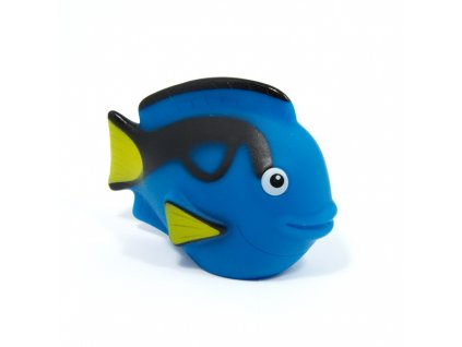 Mořské rybky do vody - modrá rybka