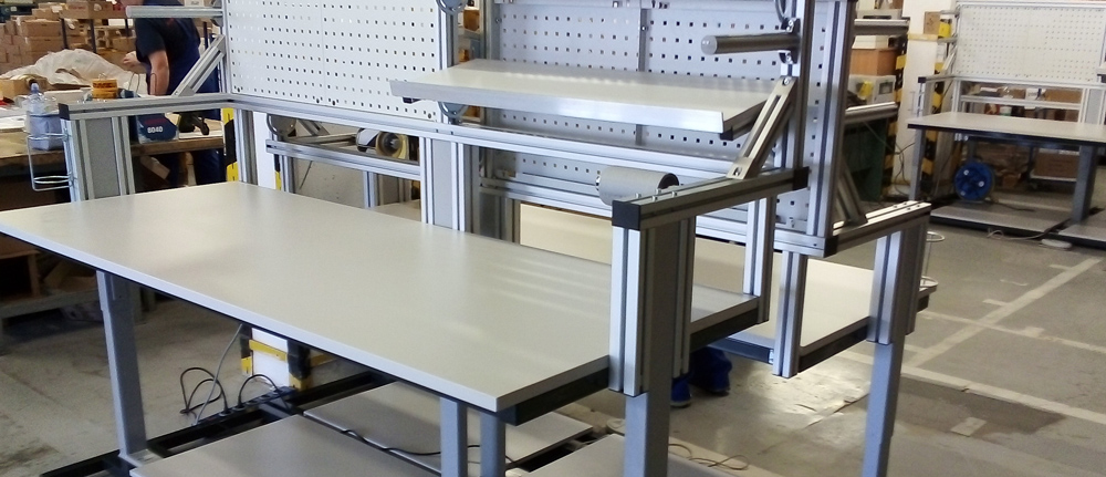 Elektrický stůl ergonomický