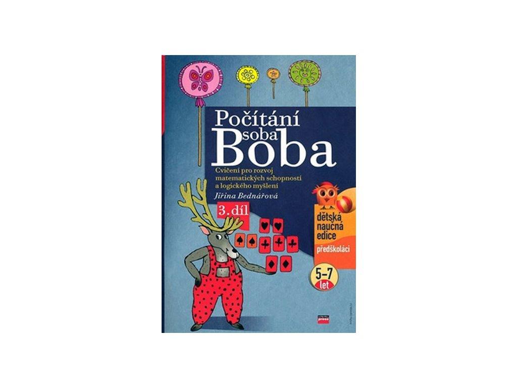 Počítání soba Boba - 3.díl