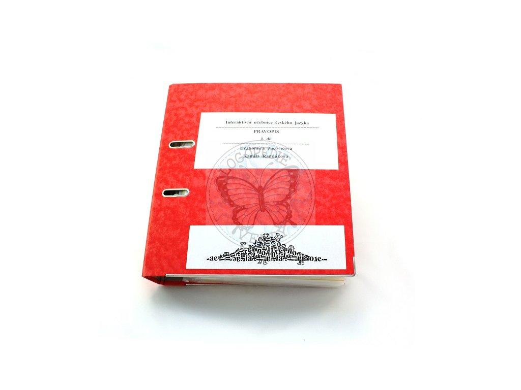 Interaktivní učebnice ČJ - I. díl - Pravopis