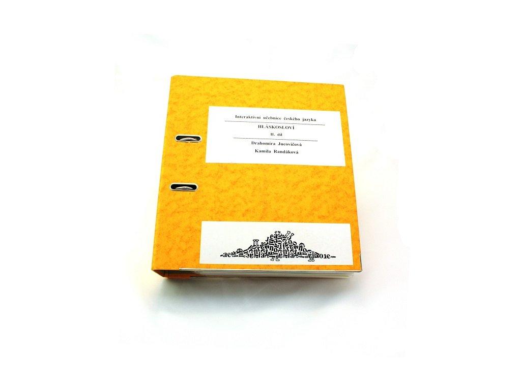 Interaktivní učebnice ČJ - II. díl - Hláskosloví