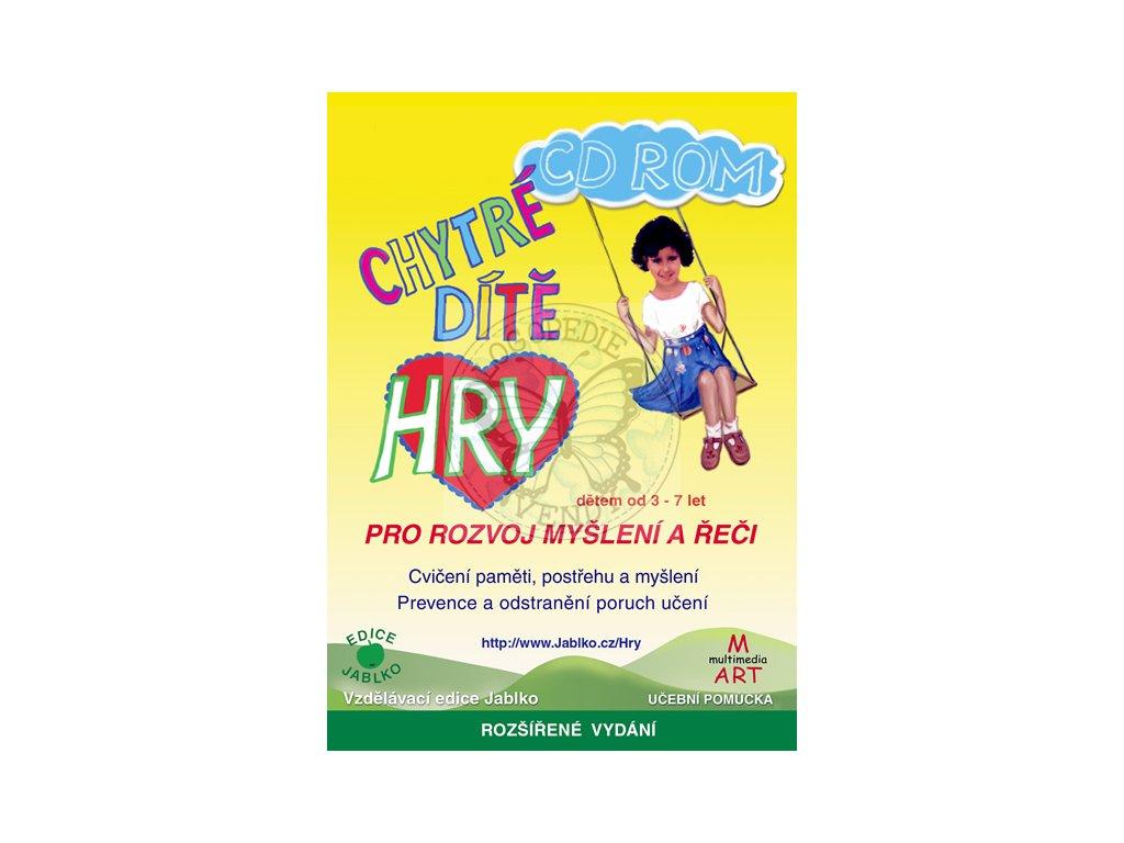 Chytré dítě - Hry - Jednouživatelská licence
