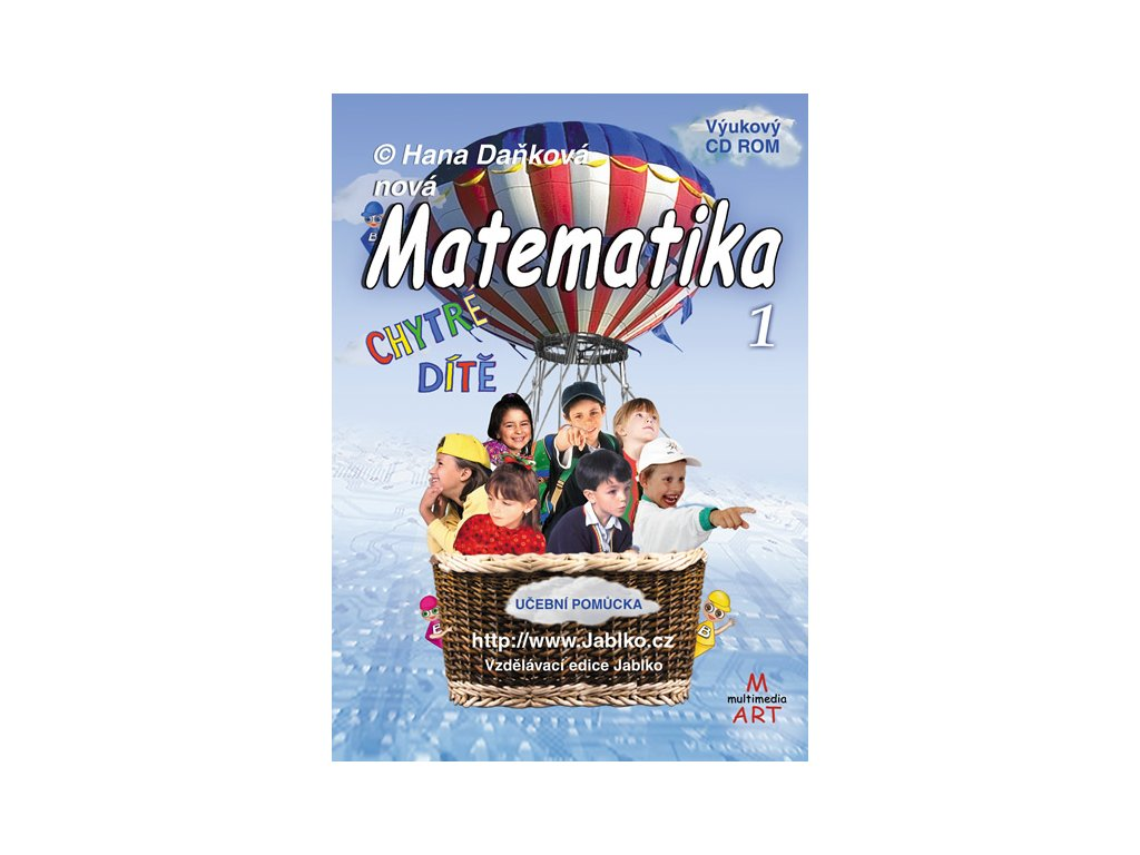 Chytré dítě - Matematika 1 - Jednouživatelská licence
