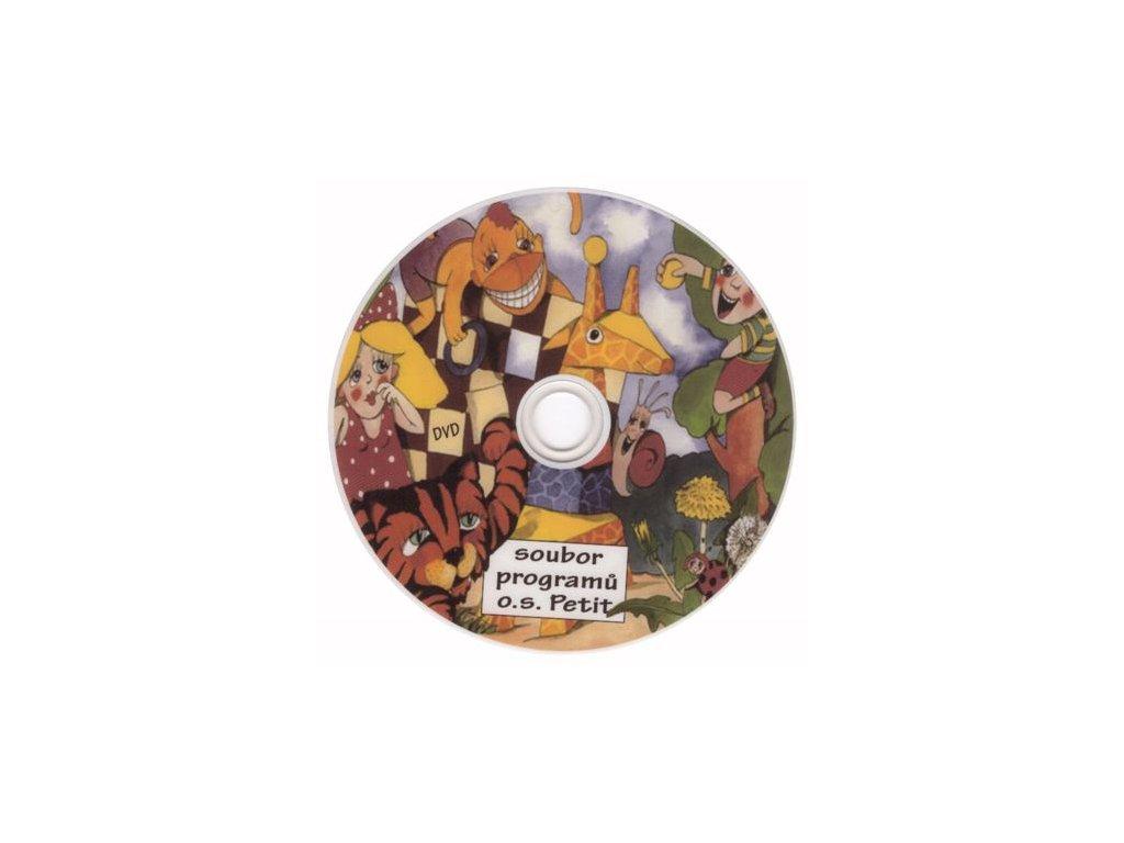 DVD Petit  - multi licence