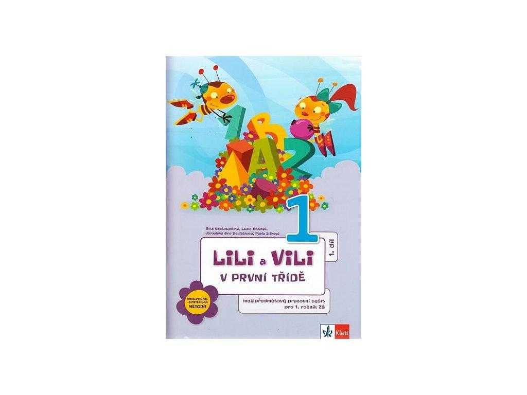 Lili a Vili 1 - Mezipředmětový PS pro 1.ročník ZŠ