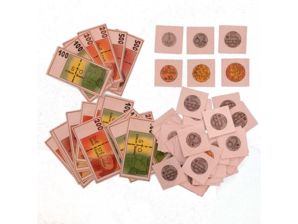 Obrázkové peníze