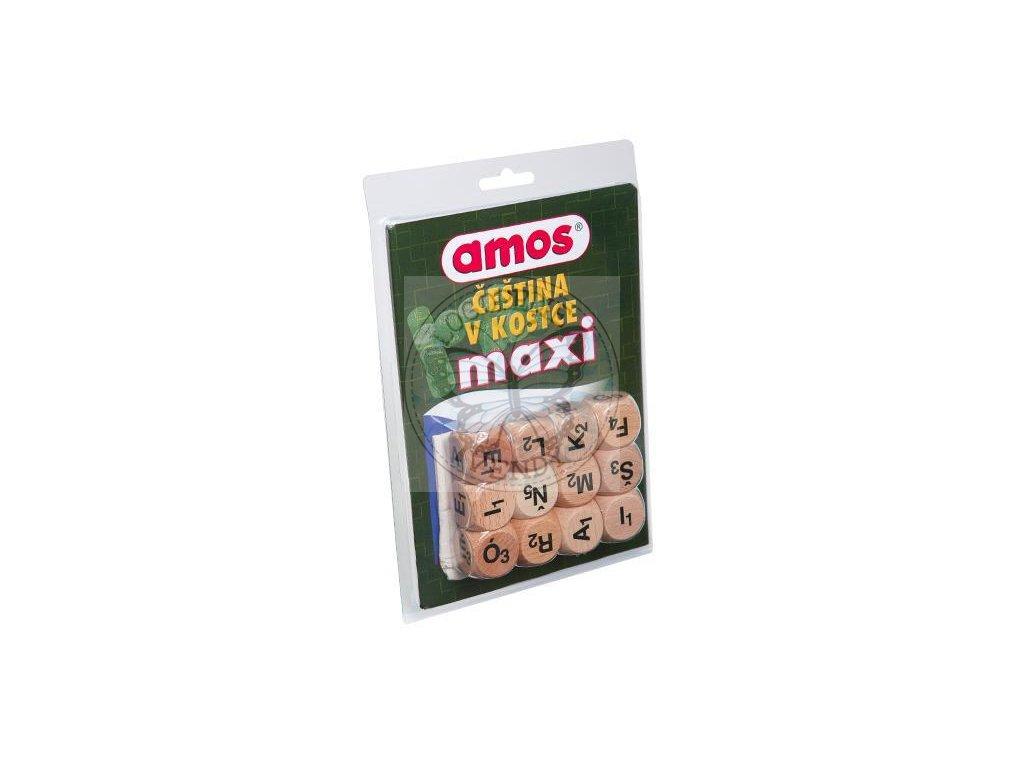 Čeština v kostce MAXI, Amos