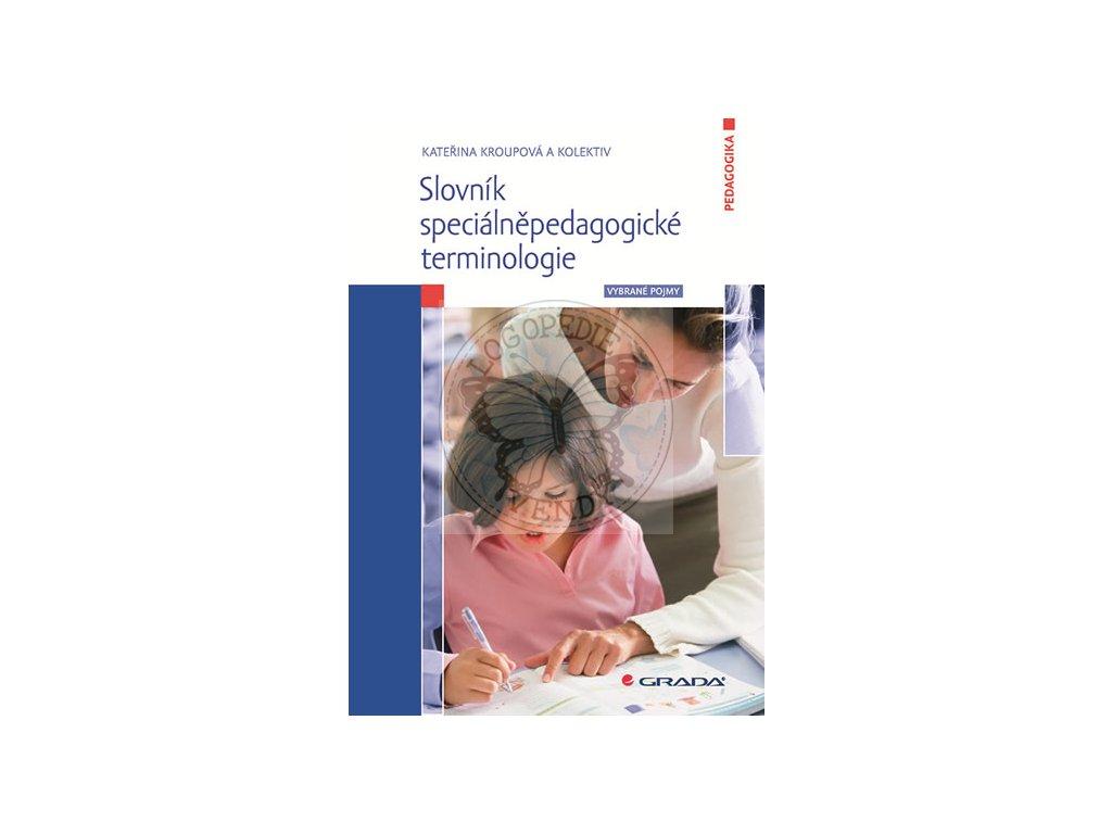 Slovník speciálněpedagogické terminologie
