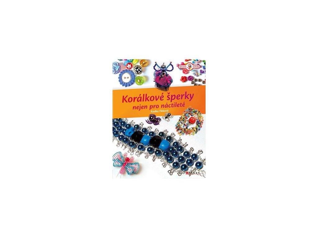 Korálkové šperky nejen pro náctileté