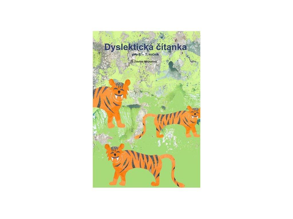 Dyslektická čítanka pro 6. - 7. ročník - Logopedie VENDY 4bc5ef67eb