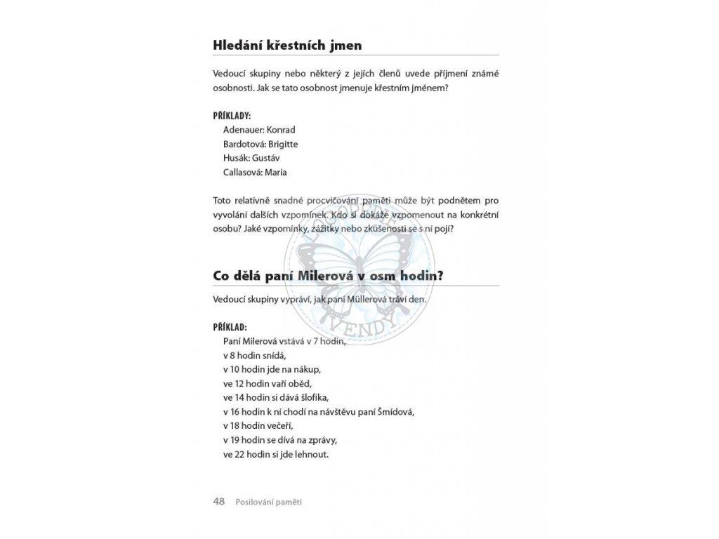 Příklady popisů seznamovacích webů
