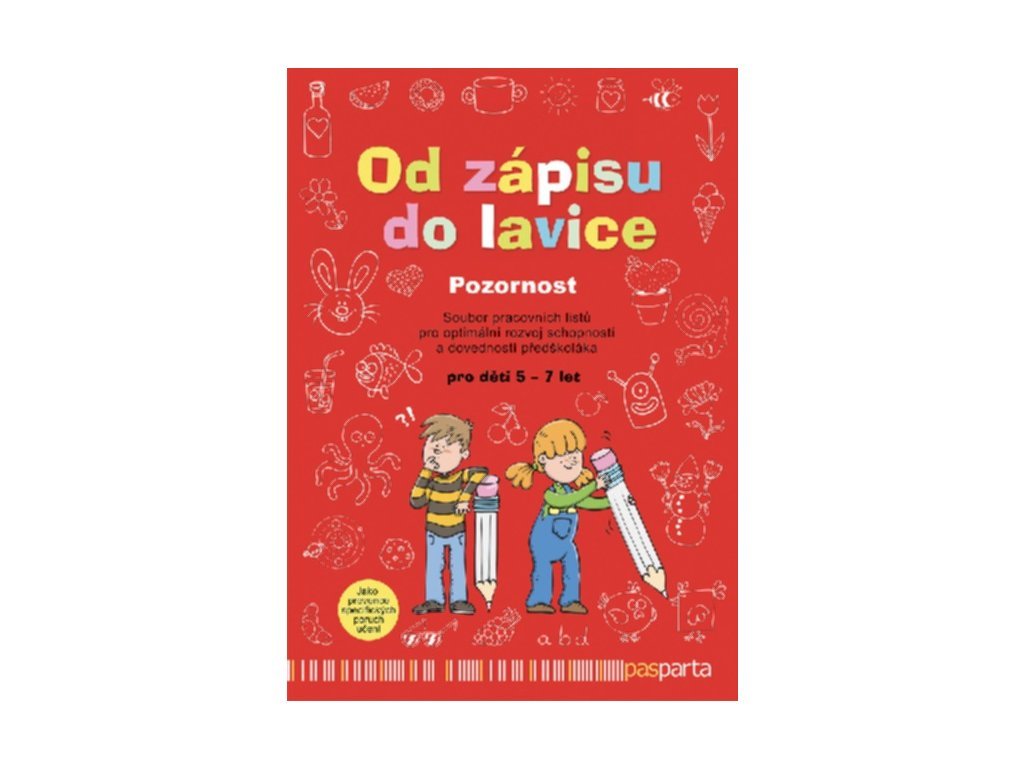 Od zapisu do lavice Pozornost