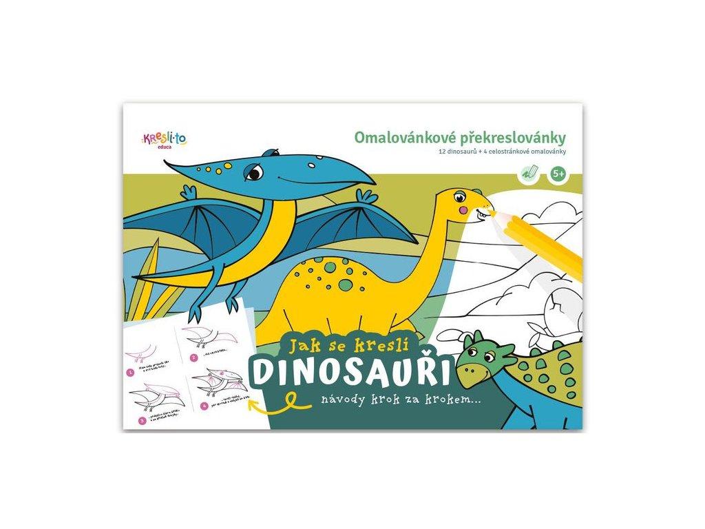 Jak se kresli dinosauri