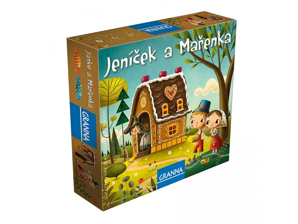 Jenicek a Marenka