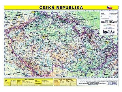 Česká Republika - lamino, Petr Kupka
