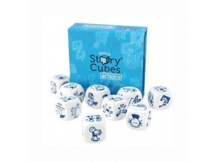 Příběhy z kostek - Akce (Rory`s Story Cubes: Actions)