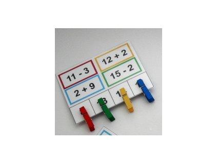 Sčítání a odčítání 1