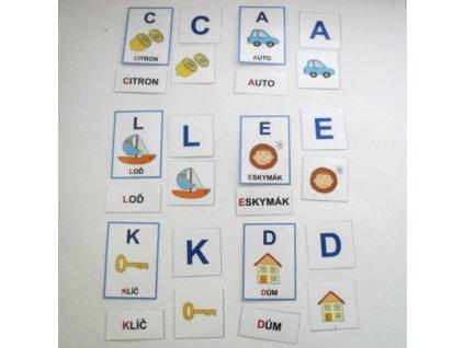 Obrázková abeceda
