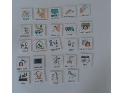 Denní režim - malé kartičky - rozšíření
