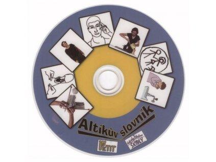 Altíkův slovník - single licence