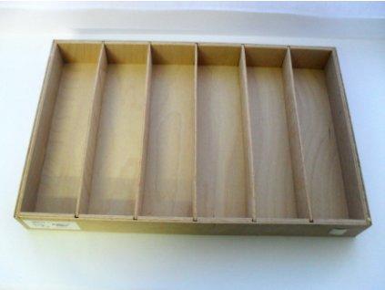 Krabice na třídění