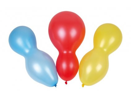 Balonek dvojitý, 1 kus
