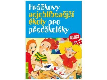 Hráškovy nejoblíbenější úkoly pro předškoláky, 2. vydání