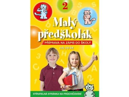 Malý předškolák 2 - Příprava na zápis do školy