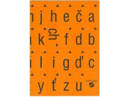 Prstová abeceda - pexeso