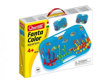FantaColor Design Aquarium, Quercetti