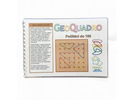 Počítání do 100 - předloha GeoQuadro