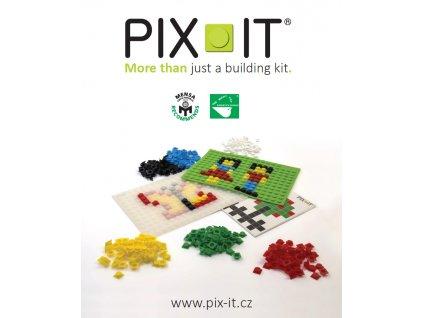 Stavebnice PIX-IT STARTER 180 dílků