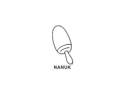 Obrázkové razítko - NANUK