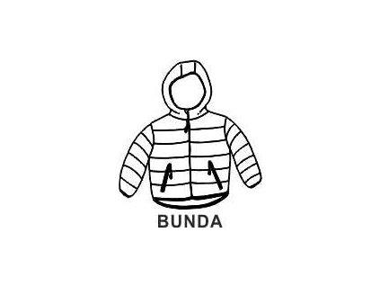 Obrázkové razítko - BUNDA