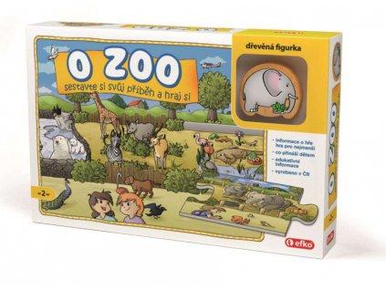 Hra O ZOO skládej a vyprávěj příběhy, Efko