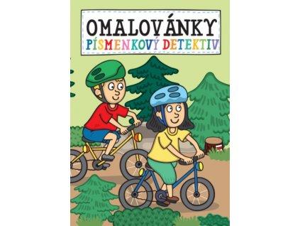 Pismenkovy detektiv Omalovanky