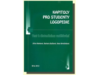 Kapitoly pro studenty logopedie 1